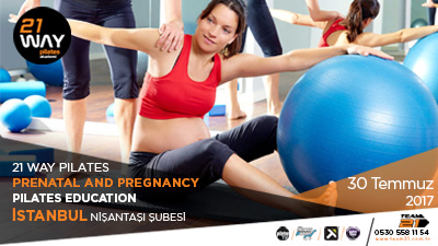 prenetal and pregnancy pilates education istanbul